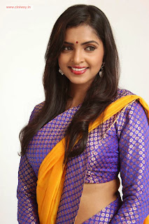 Sanchita-Padukone-Stills-at-Mannipaaya-Movie-Launch
