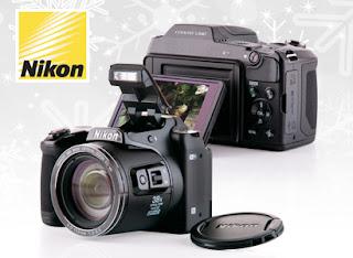 Aparat cyfrowy Nikon Coolpix L840 z Biedronki fotograficzny