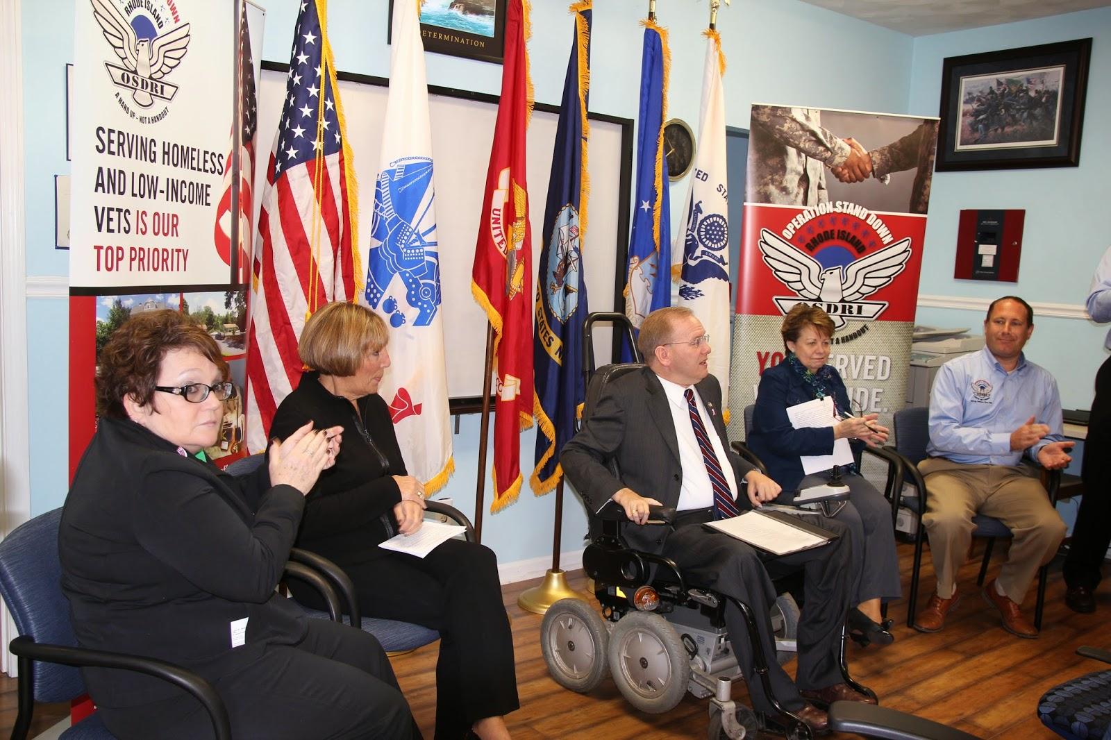 Rhode Island Disabled Veteran Benefits