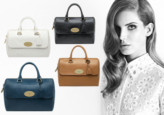 Mulberry, le nouveau it-bag Del Rey