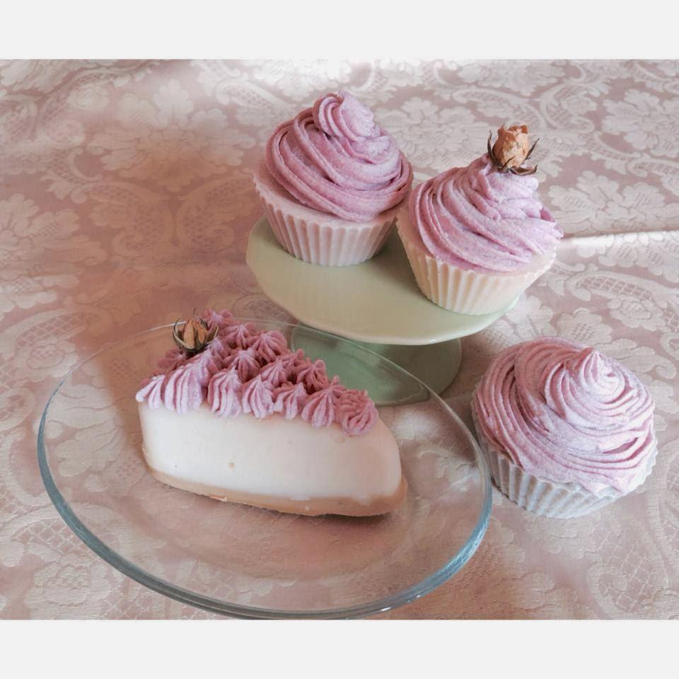 torte cupcake sapone
