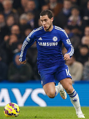 Eden Hazard Excellence Young Players of The Year