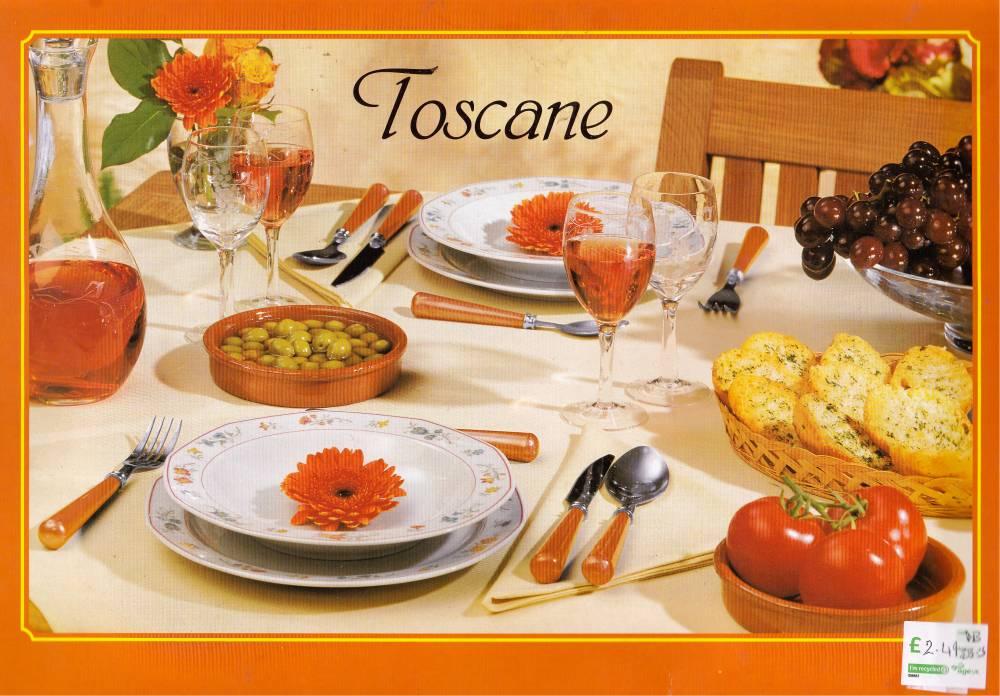 Toscane Cutlery
