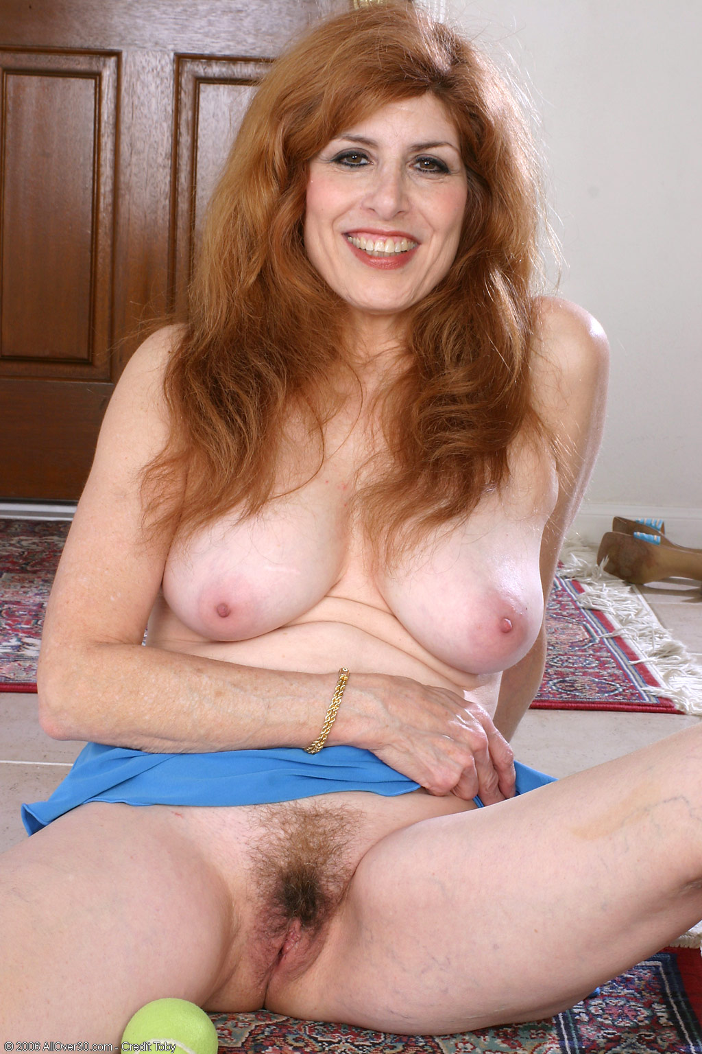 Pictures of redhead women spreading