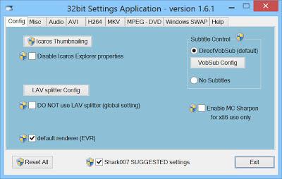 Windows 7 Codecs Advanced 4.1.6 Latest Release