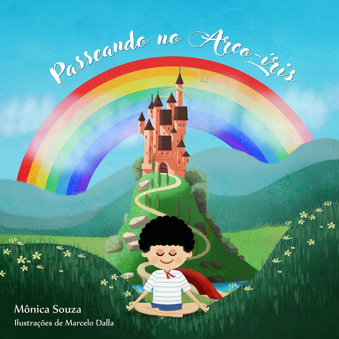 PASSEANDO NO ARCO-IRIS