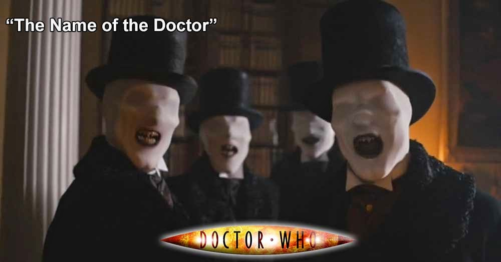 Doctor Who 239: The Name of the Doctor