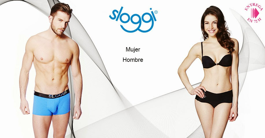 Moda baño y lencería Sloggi en oferta para hombre y mujer