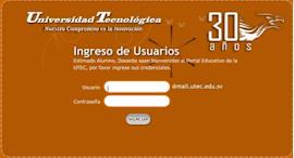 Portal UTEC