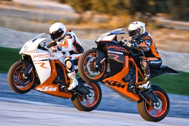 KTM RC8 R Pair Dual Bikes Price