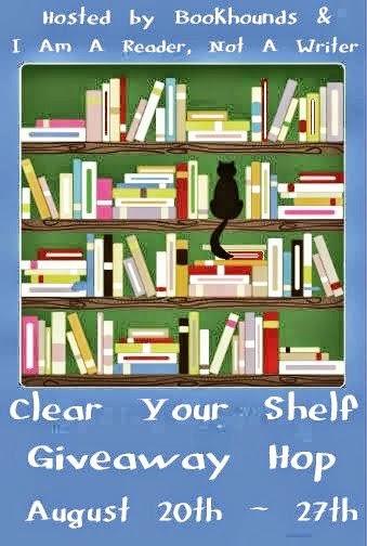 http://www.stuckinbooks.com/2014/08/clear-your-shelf-geiveaway-hop.html