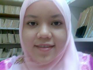 Malay women   tudung chubby puting pink melayu bogel.com