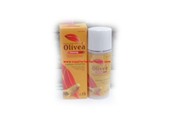 Shampo Herbal Zaitun OLIVEA plus Ginseng