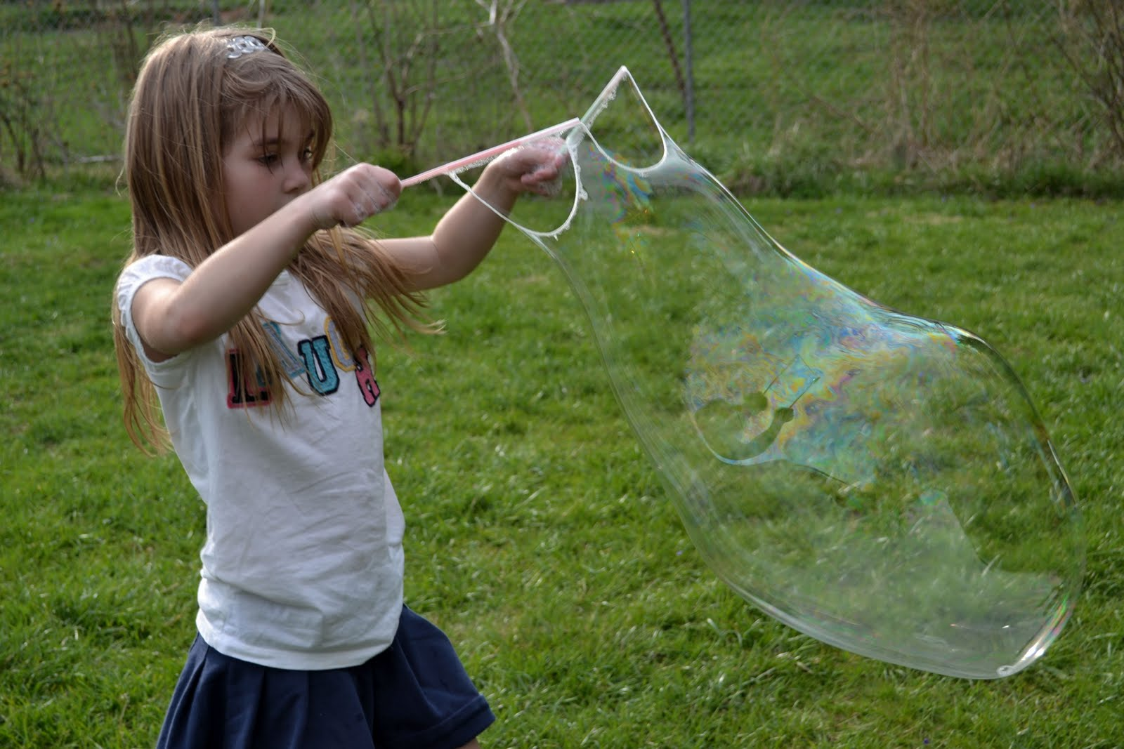 Come together kids really big bubble maker for How to make bubbles liquid at home