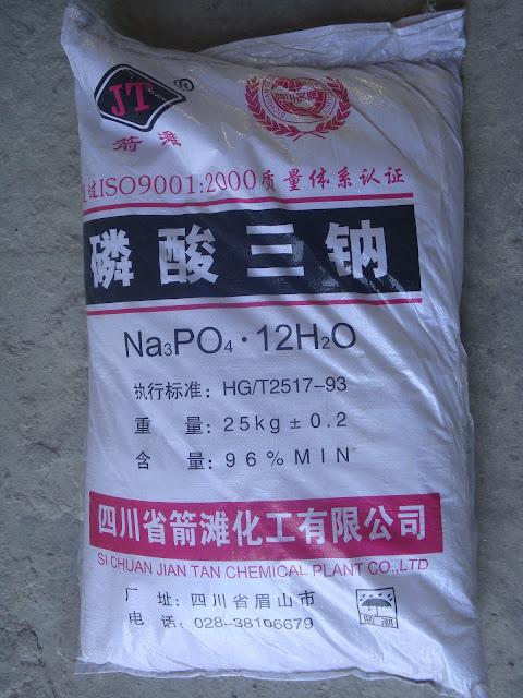 Natri phosphat tại Thanh Hóa