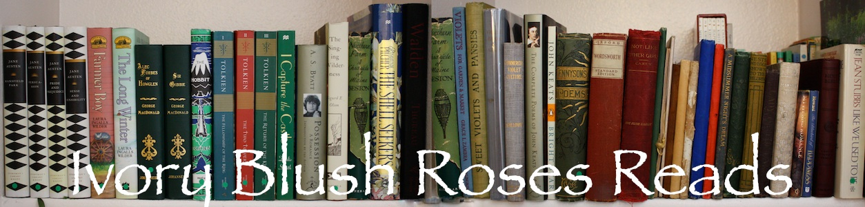 Ivory Blush Roses Reads