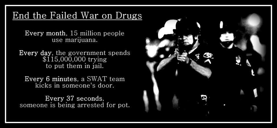 america's failing war on drugs and