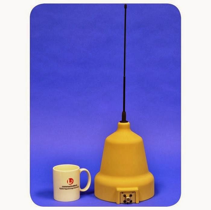 Широкополосная антенна радиоперехвата BIA-4