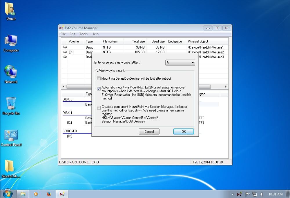 How to Remote Access to Ubuntu 104 from Windows