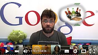 Видеовстречи с вебмастерами Google