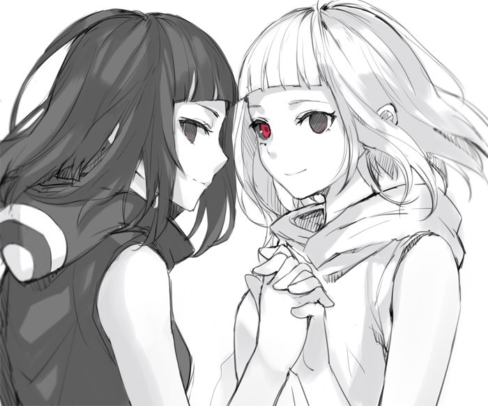 Nashiro y Kurona ♡