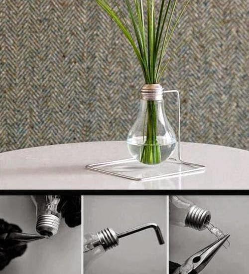 Ide Kreatif Memanfaatkan Barang Bekas Untuk Mendekorasi Rumah