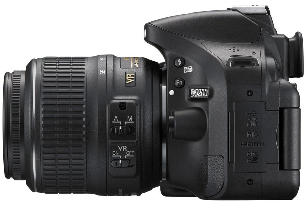Harga Kamera Digital Nikon D5200