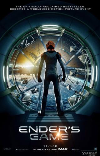 Film Ender's Game 2013 di Bioskop