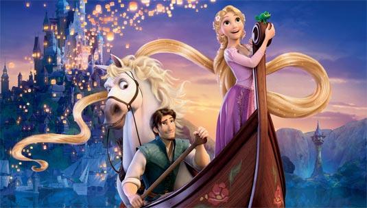 Công chúa tóc dài ,Tangled