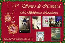 "Sorteo en ""Mi biblioteca romántica"""