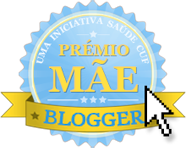1º Lugar Prémio Mãe Blogger