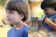 مرض نادر يحرم طفلاً أميركياً من تناول الطعام أو مجرد شم رائحته