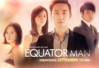 Equator Man October 3, 2012