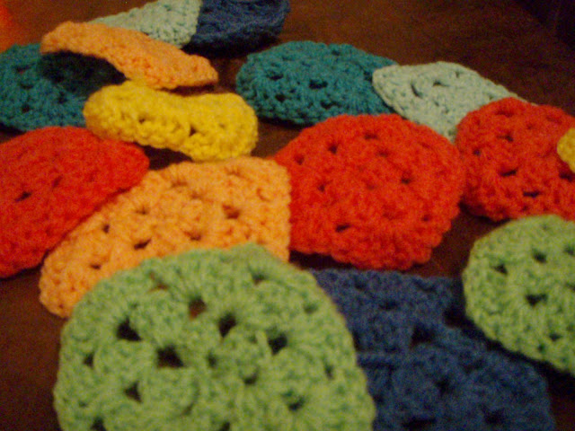 granny square crochet easy
