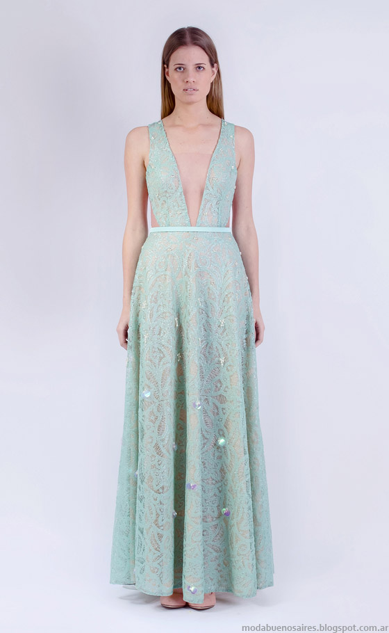 Vestidos de fiesta 2015, vestidos de egresadas 2015, vestidos para casamientos 2015, Natalia Antolin vestidos de fiesta 2015.