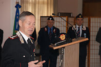 """Il Com Gen C.A.dei CC, in visita alla Caserma """"Bergie"""" di Bari"""""""