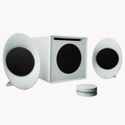 Snapdeal: Buy Circle Attitude 2.1 Multimedia Speakers at Rs.3499
