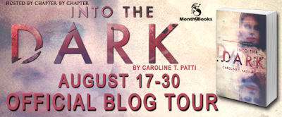 http://www.chapter-by-chapter.com/official-blog-tour-schedule-into-the-dark-by-caroline-t-patti-presented-by-month9books/