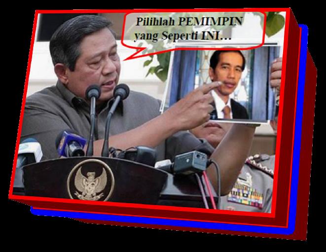 SBY Dukung Jokowi
