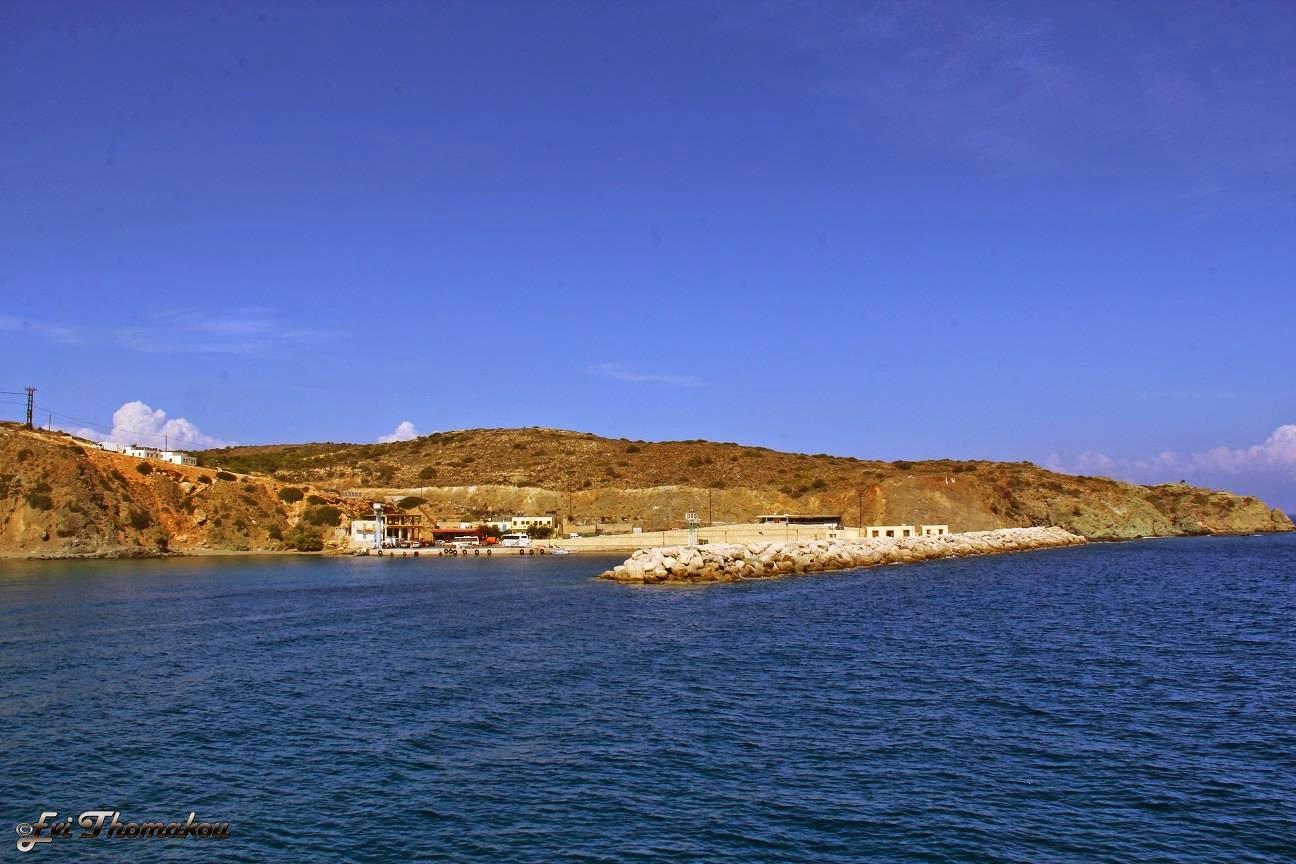 Karave Harbor, Gavdos - Λιμάνι Καραβέ, Γαύδος