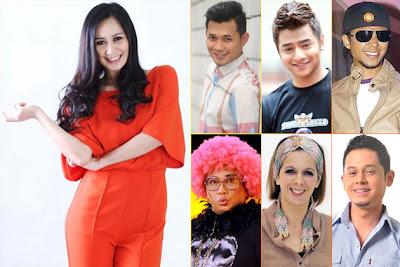 Siapa, Layak, Jadi, Pendamping, Marsha, Di, Propaganza 3, Artis Malaysia, Hiburan, Malaysia