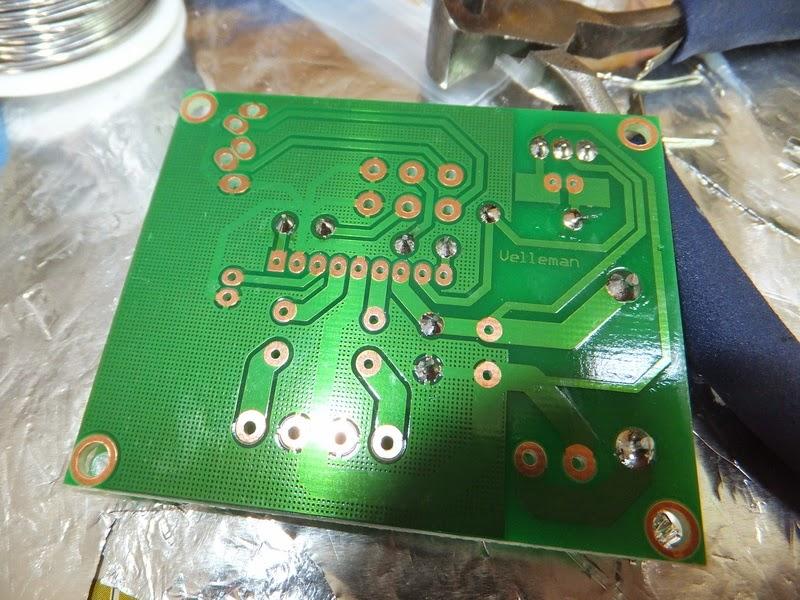 MK190 Printed Circuit Board