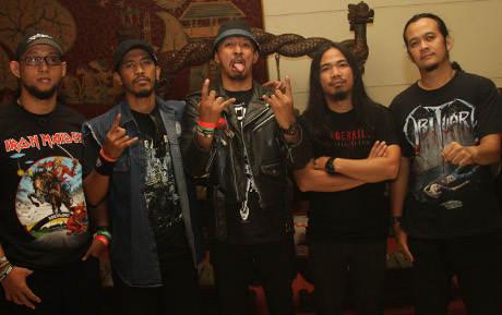burgerkill Musisi dan Band Indonesia yang Diakui di Luar Negeri