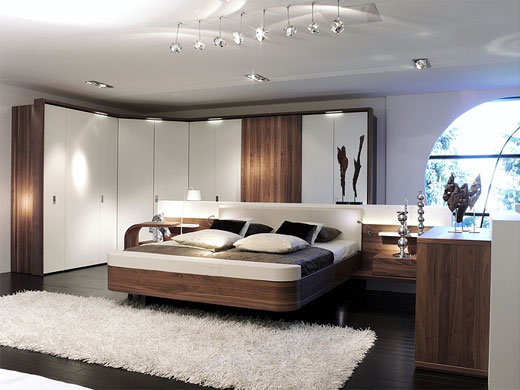 Chambre Moderne. . Chambre Coucher Adulte Moderne. Chambre Moderne ...