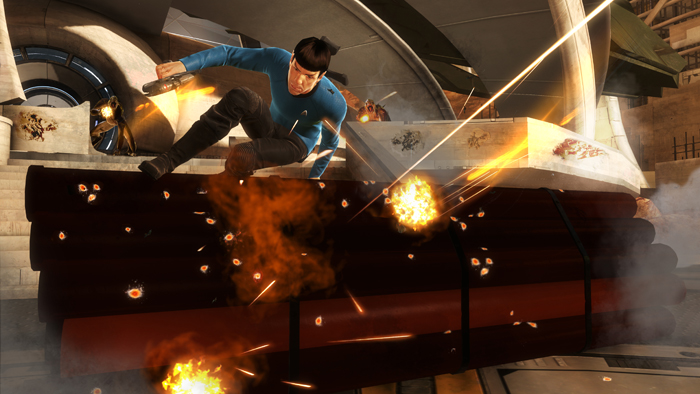 Star Trek - Videojuego