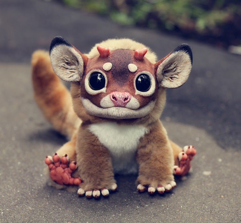 06-My-Little Dragon-Bambi-Tiny-Griffins-Santani-www-designstack-co