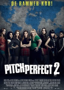 pitch perfect 2 dansk