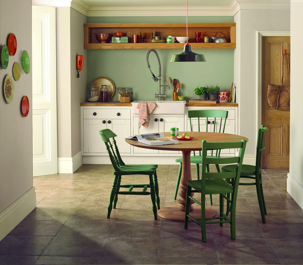 Inspire and create top 6 for Dulux paint kitchen ideas