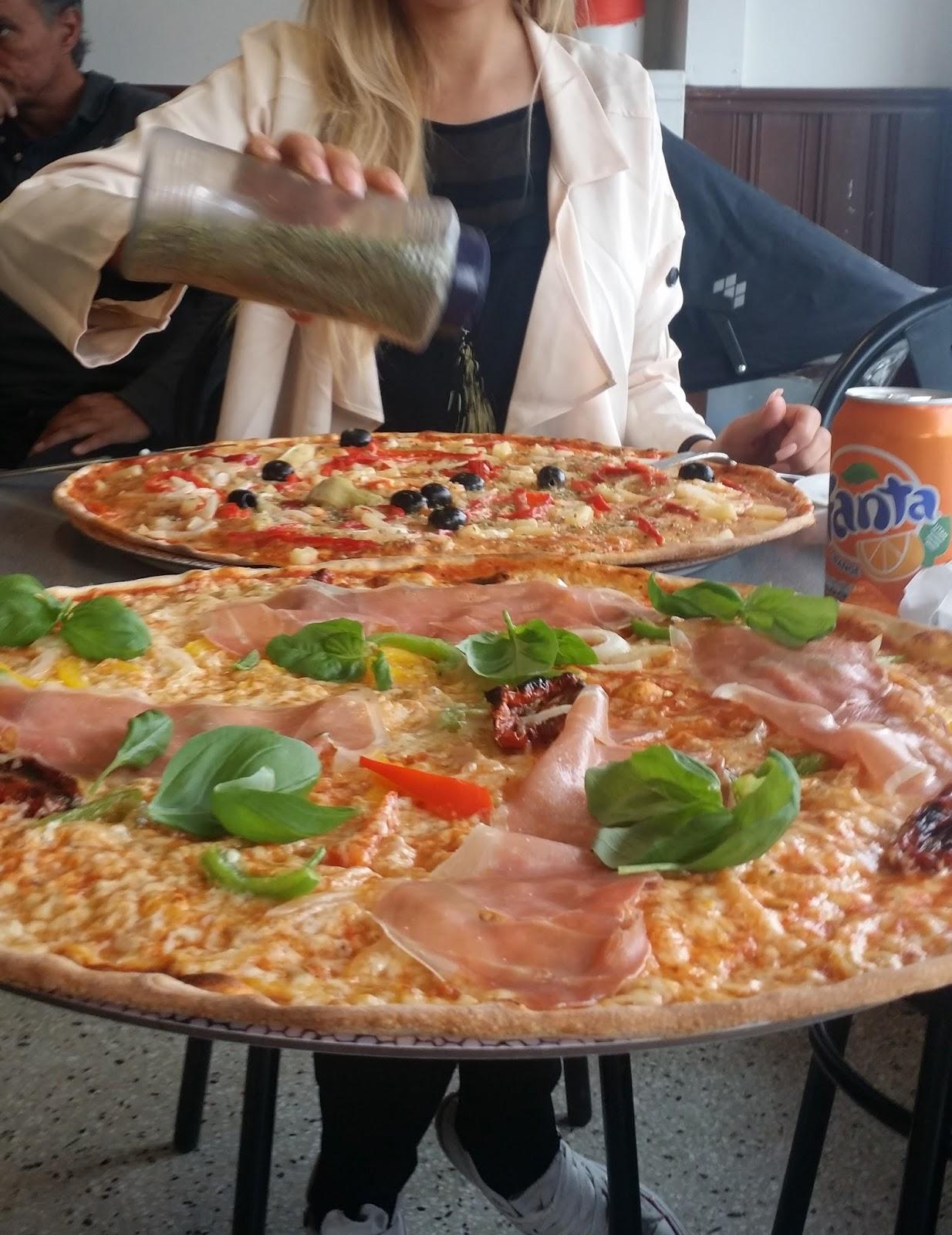 Robbans pizza tumba