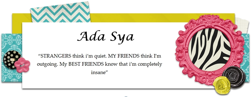 Adasya Blogspot
